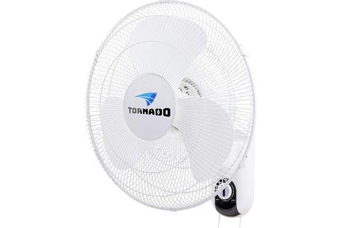 Tornado - 16 Inch Classic Wall Mount Fan