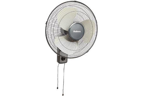 HOLMES Oscillating Wall-Mountable Fan